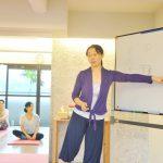 教えるプランを持っていますか? 「もっとわかって、もっと伝わる!ヨガレッスン」BodyThinkng集中講座