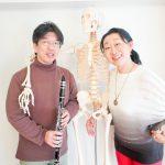 New! 「音楽家のためのアレクサンダー・テクニーク1day講座」~120%本番力をあげる 軸、重心、身体の基本~